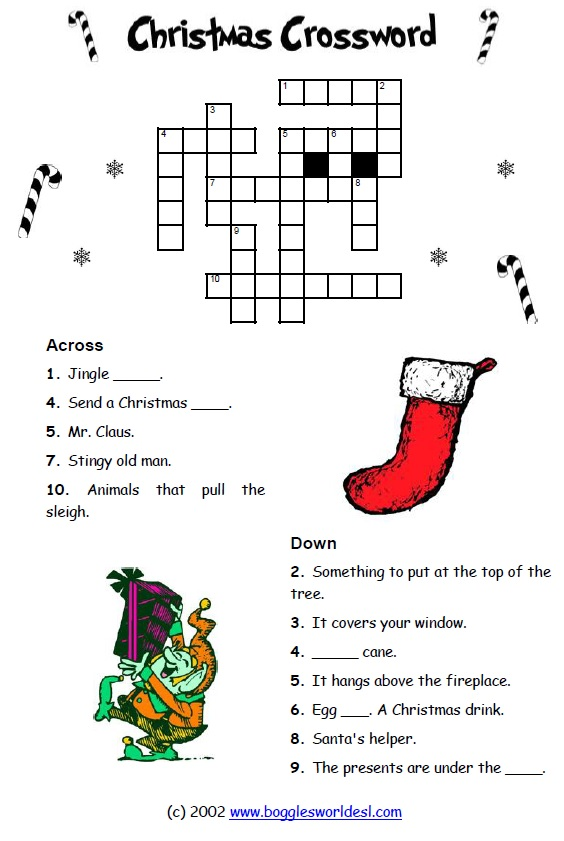christmas_crossword